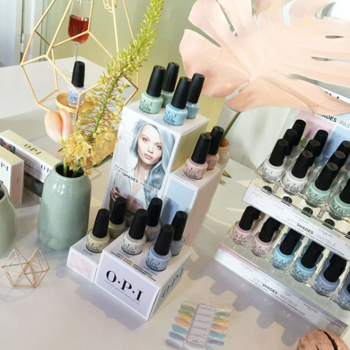 Persevent: OPI Spring Collection 2016 pastels soft shades