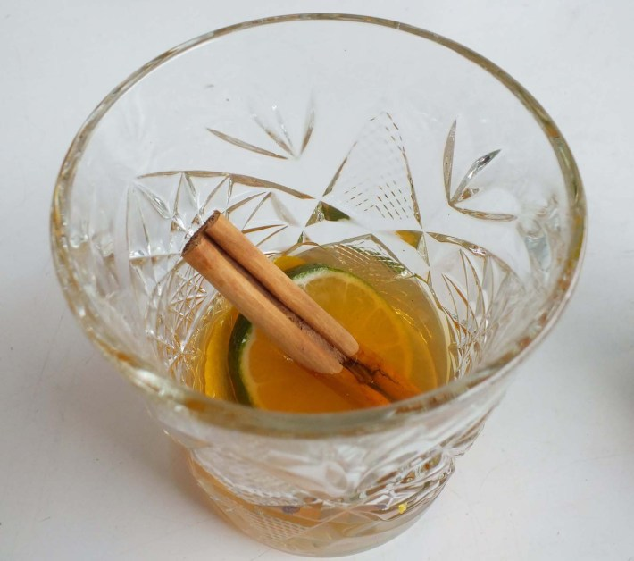 Recept: Hot Toddy Drambuie wintercocktail