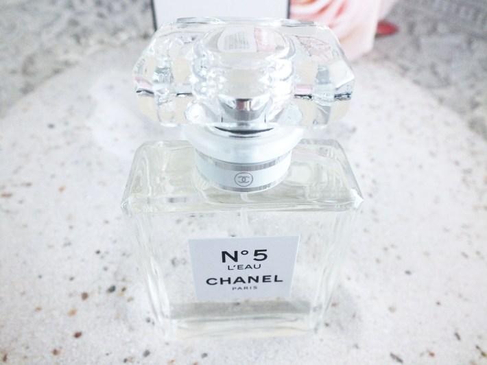 Review Chanel No5 L'Eau parfum