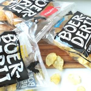 Boerderijchips-Bezoek aan de Boerderij Fabriek Biologische Chips Hoekse Waard