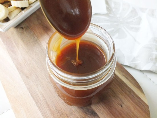 Recept Salted Caramel Karamel Gezouten Saus