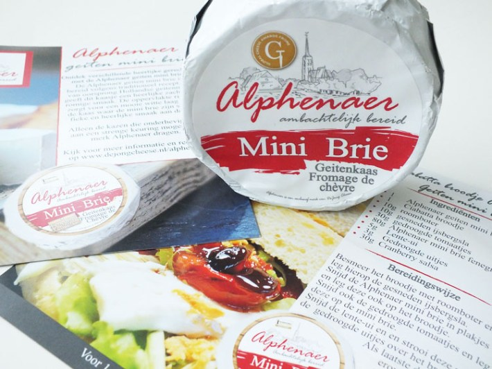 Review Margriet Winterfair 2018 Alphenaer geiten mini brie