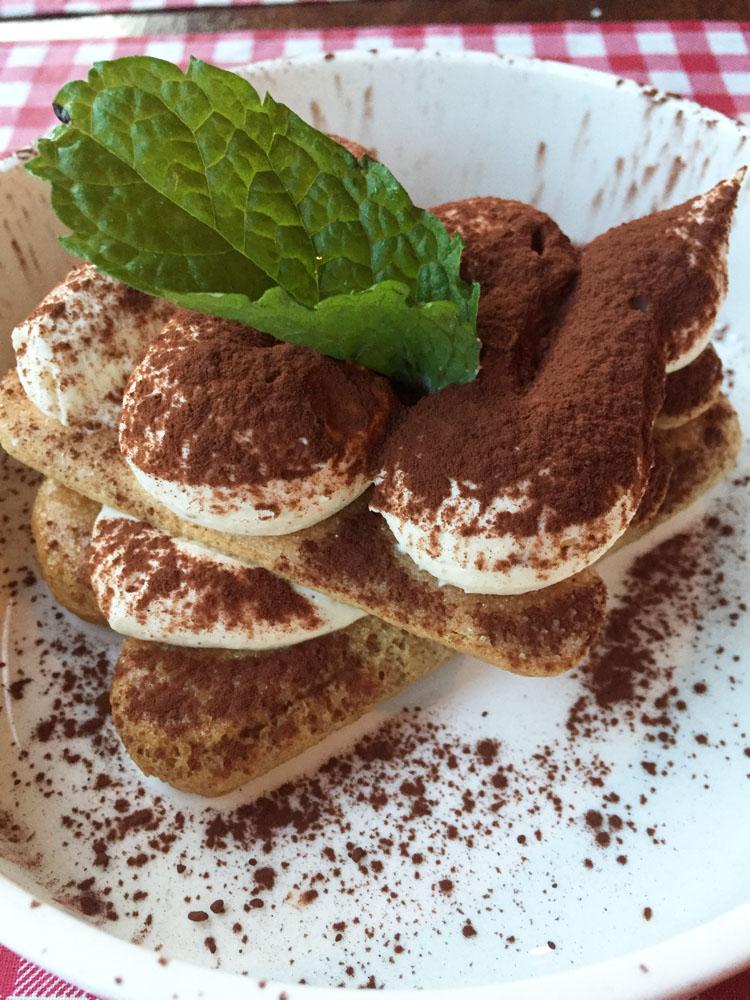 Social Deal Bergen Op Zoom Review: Italiaans Restaurant Il Maccherone Tiramisu
