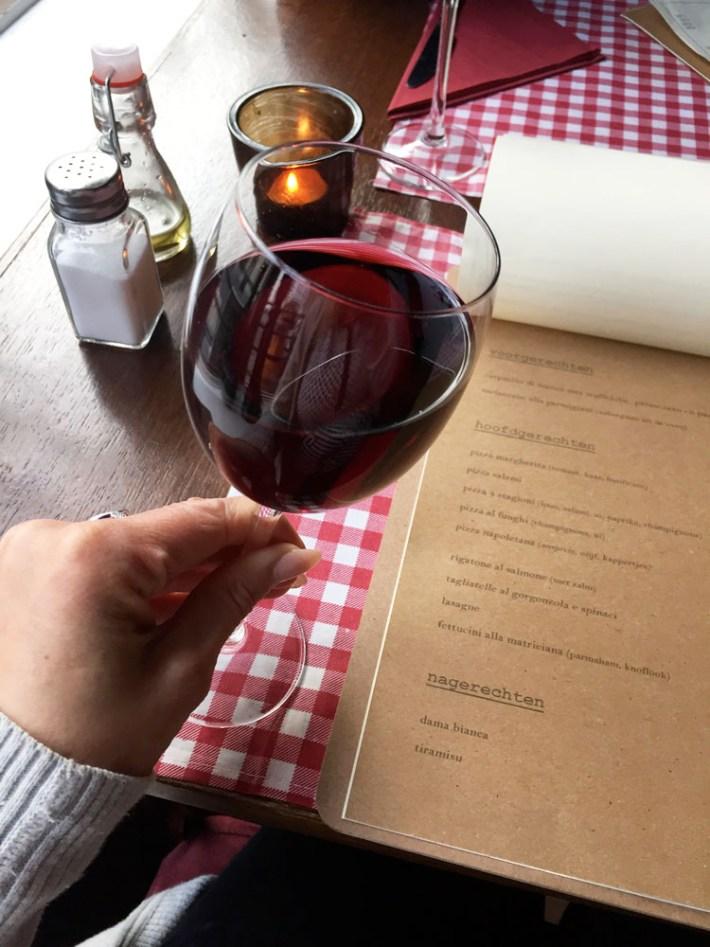 Review: Italiaans Restaurant Il Maccherone menu