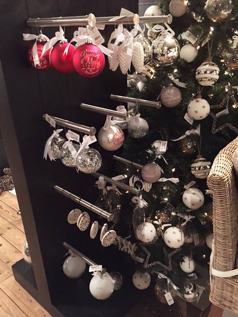 Rivièra Maison Kerstcollectie 2015 Cabon collectie kerstboom kerstballen