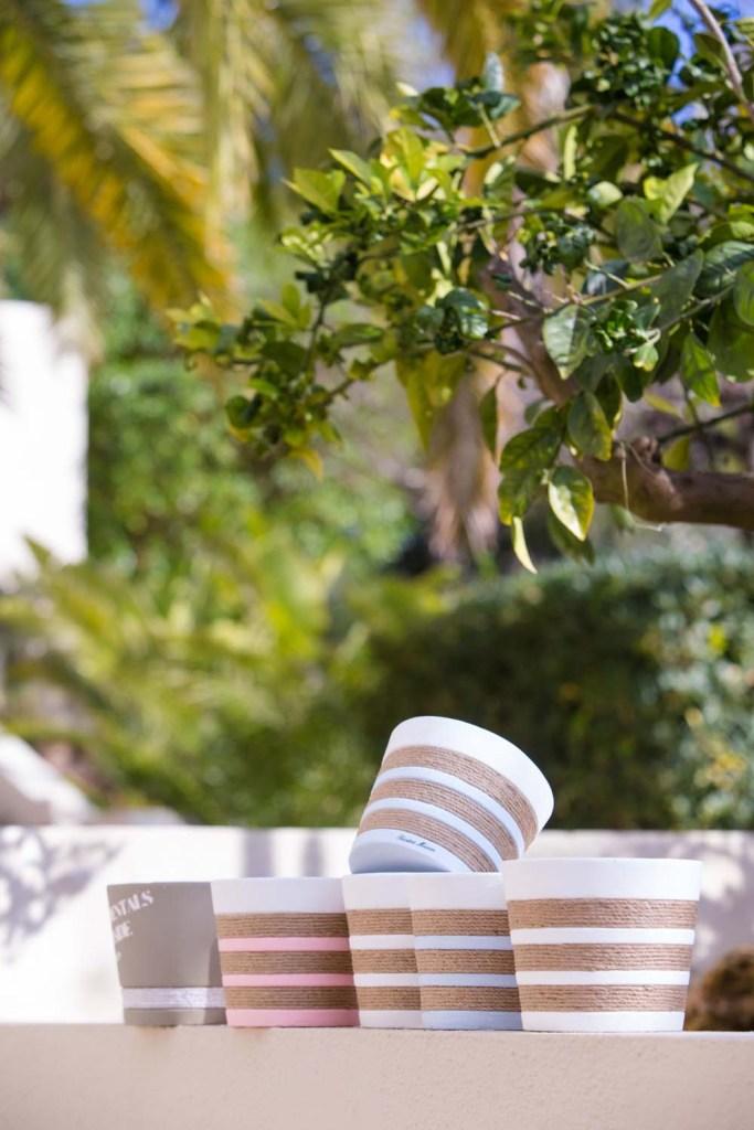 Riviera Maison Zomer 2015 Ramatuelle Beach bloempotten