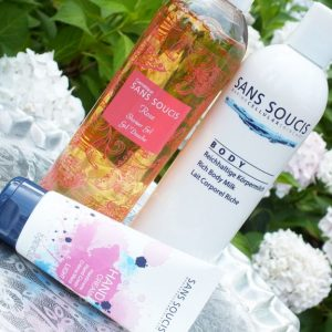 Review: Sans Soucis zomer producten rose shower gel handcreme bodylotion