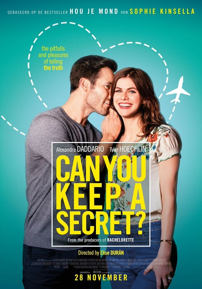 Filmreview: Can You Keep A Secret?
