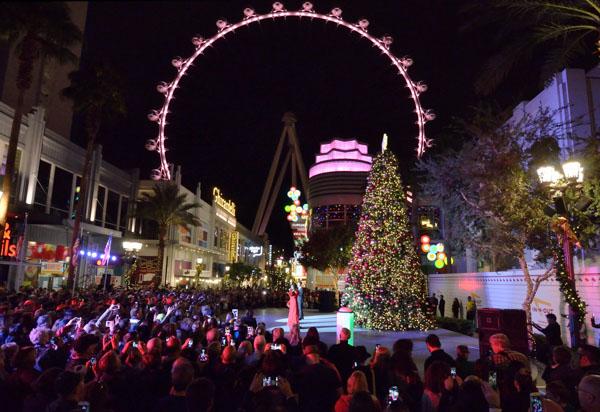 #SundayFunday Las Vegas kerst Christmas ice skating schaatsen wat te doen in Las Vegas kerst