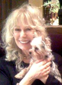 Loretta Swit, actress, artist, animal advocate and honorary board member of Ayla's Acres