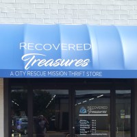 City Rescue Mission Recovered Treasures Thrift Store