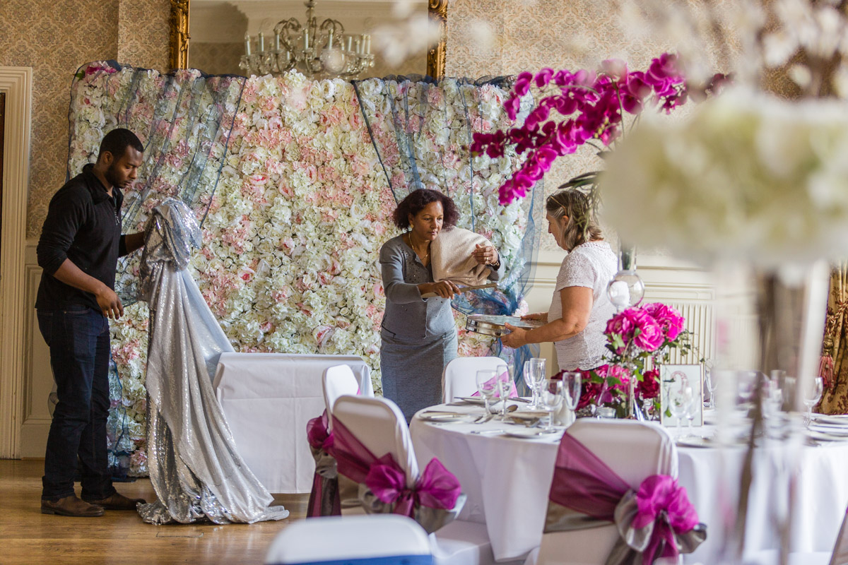 Venue Styling Services Fabulous Functions UK Wedding Planning