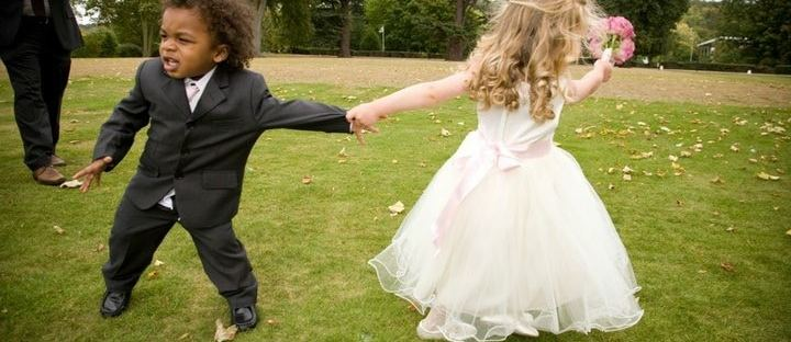 Will you have children at your wedding