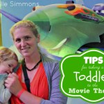 Tips for taking a toddler to the movie theater