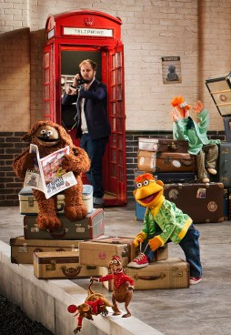 James Bobin Director Muppets Most Wanted