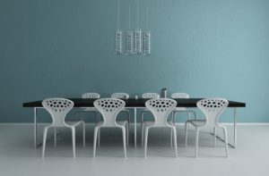 Dazzling Dining Room Design - 1