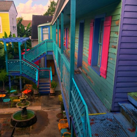 Genial Creole Gardens Guesthouse