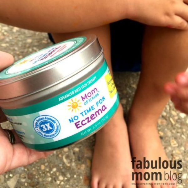 no time for eczema - Advanced Anti-Itch Therapy