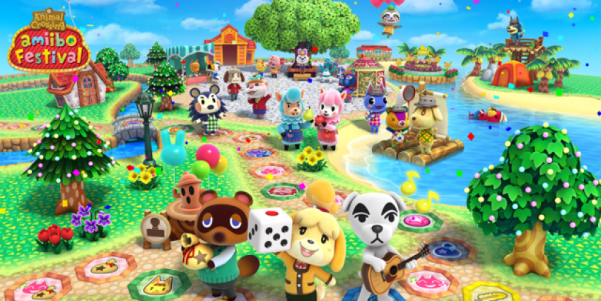 Animal Crossing amiibo festival review