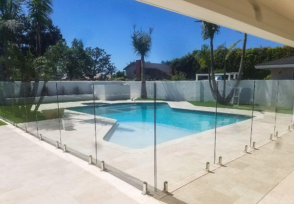 Glass Pool Fences Water Safety Meets Style Fabulous Mom Blog