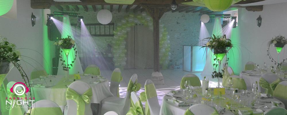 DJ mariage Seine-et-Marne