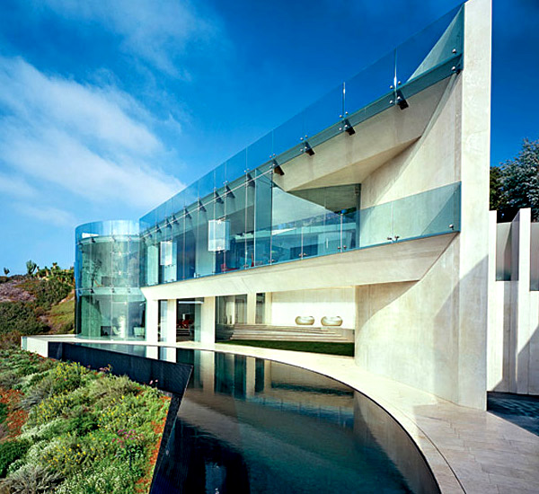 The Razor Residence In La Jolla California House Of Iron Man