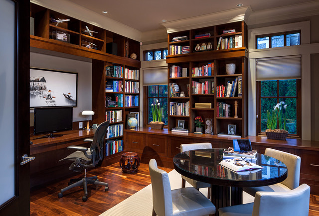 How To Design Your Home Office Using Cool Desks