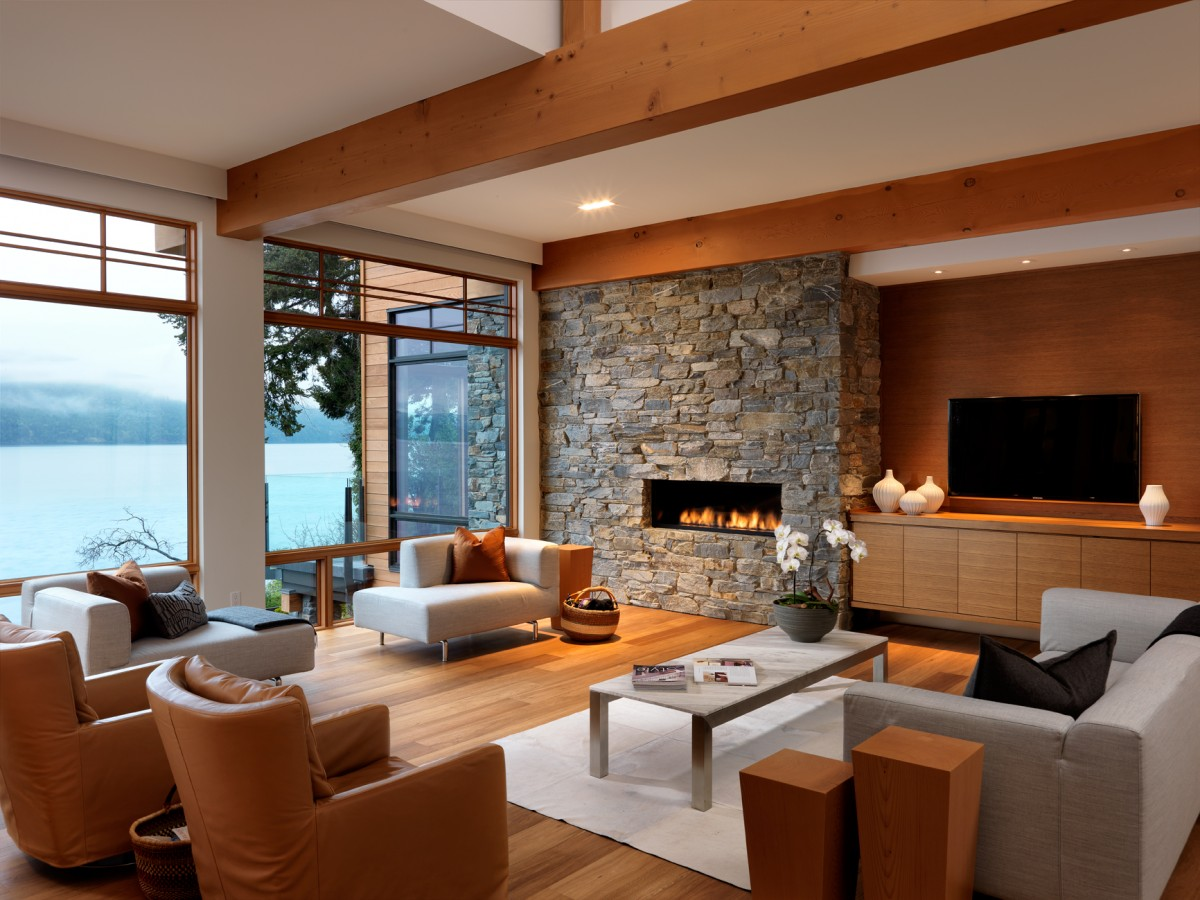 Peninsula Residence Home Design By Keith Baker In Canada