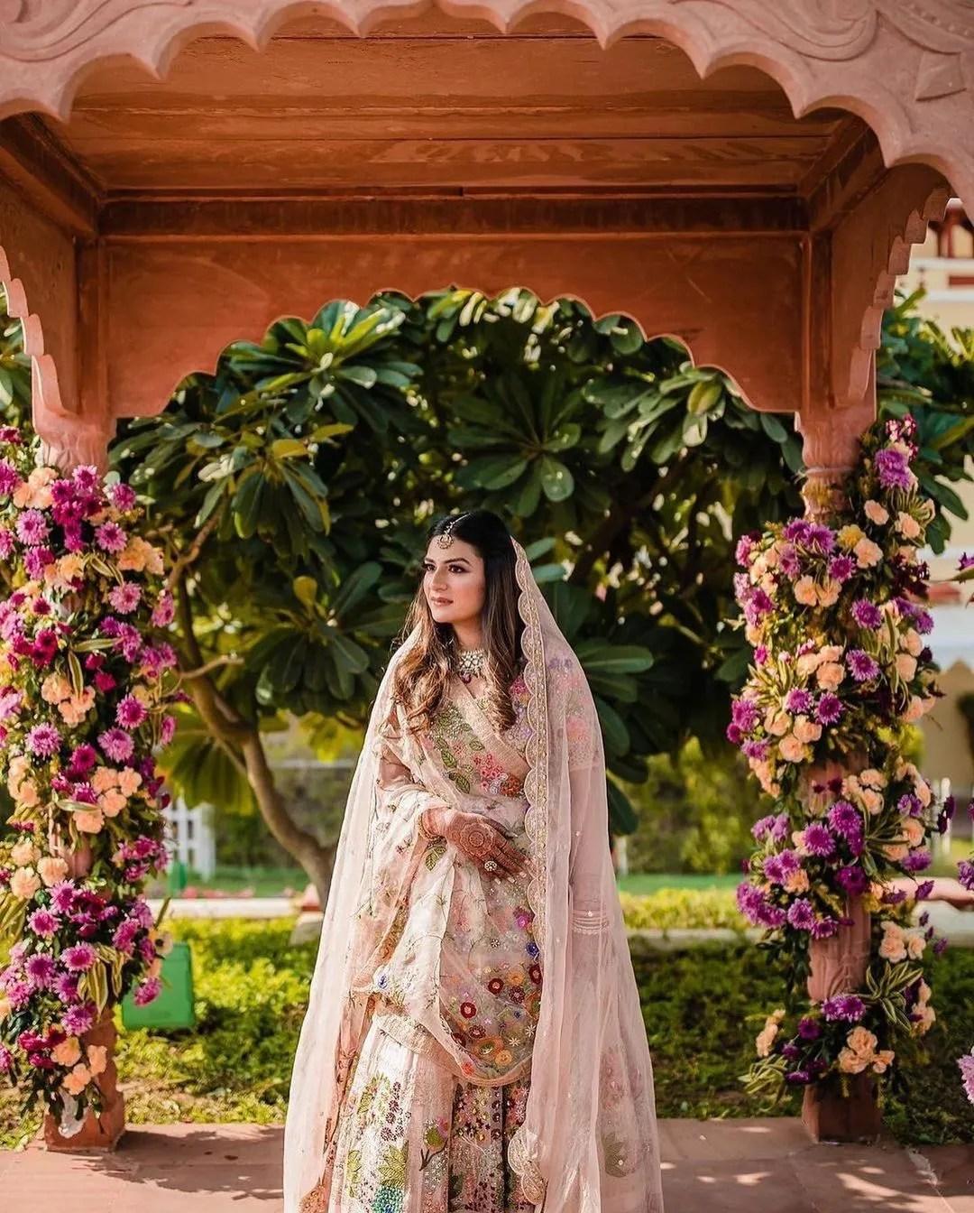 Rahul Mishra's Bridal collection