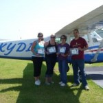 Does your 75-year old grandmother go sky diving?