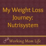 My First Month with Nutrisystem