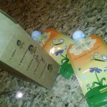 Make Your Own Baby and Toddler Food in Reusable Pouches