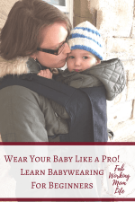 WEAR YOUR BABY LIKE A PRO
