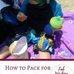How to Pack for a Beach Trip with a Toddler
