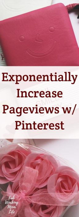 Increase Pageviews with Pinterest #bloggingtips