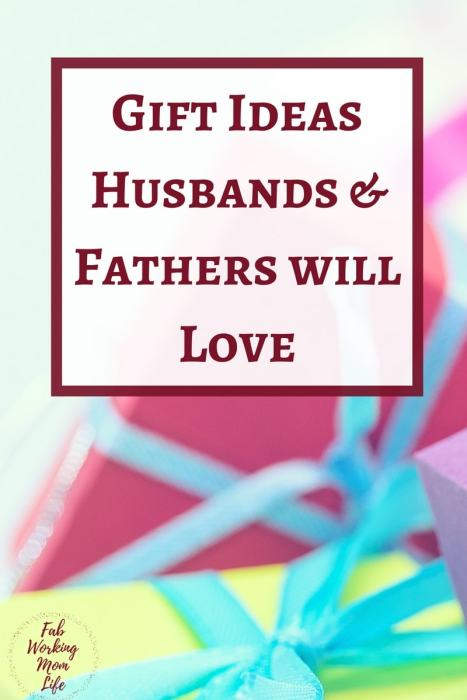 Gift Ideas Husbands & Fathers will Love | Gifts for Father's Day | Father's Day Gift Ideas