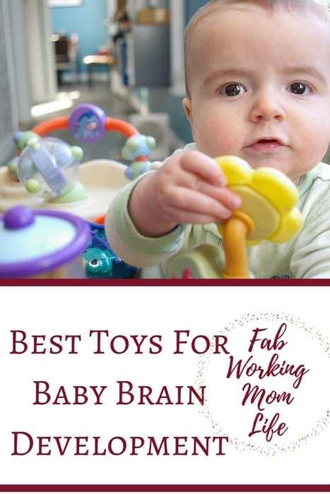 Best Developmental Toys For Babies : Best baby toys for brain development