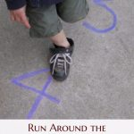 Fun Math & Fitness Activity for Preschool