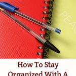 How To Stay Organized With A Household Binder
