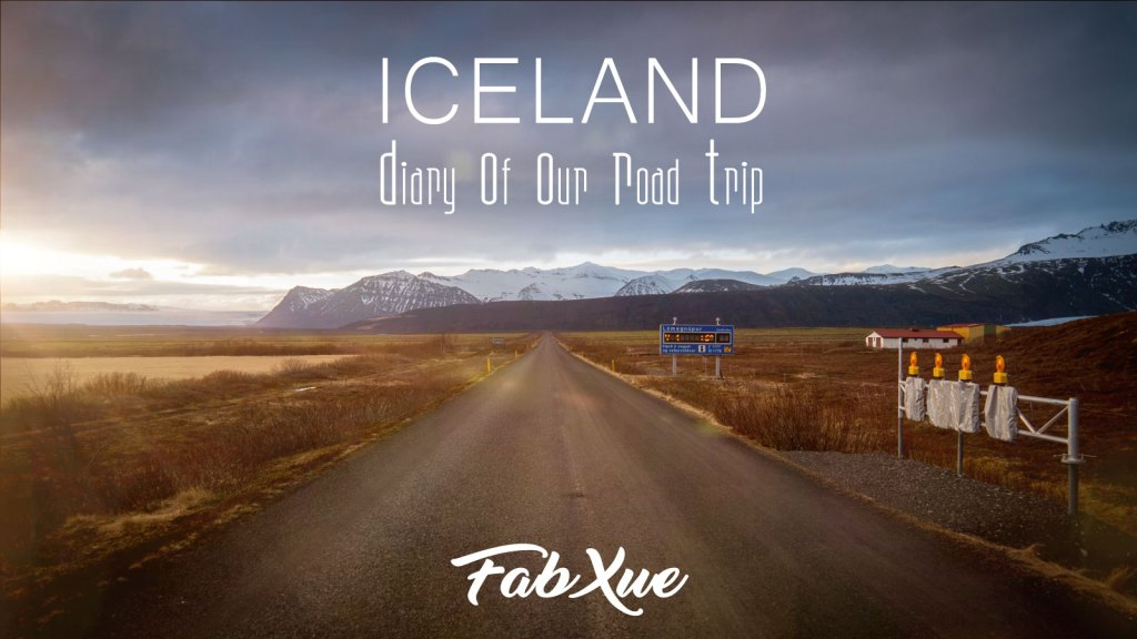 Iceland – 3 Days road trip, from Reykjavik to Jökulsárlón