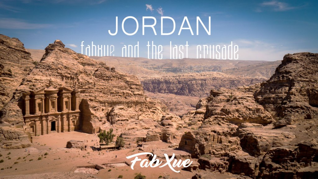 Jordan – FabXue and the Last Crusade