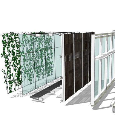 Facade Leed Assessment