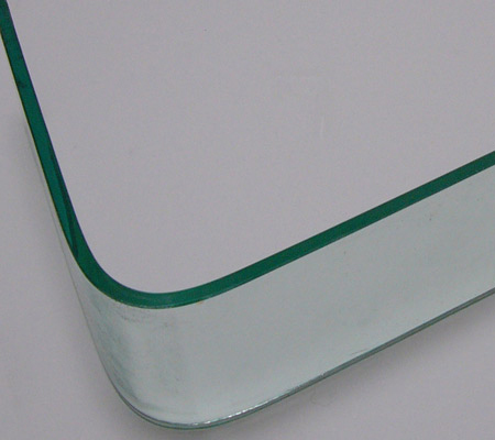 Slumped Cast Glass 01