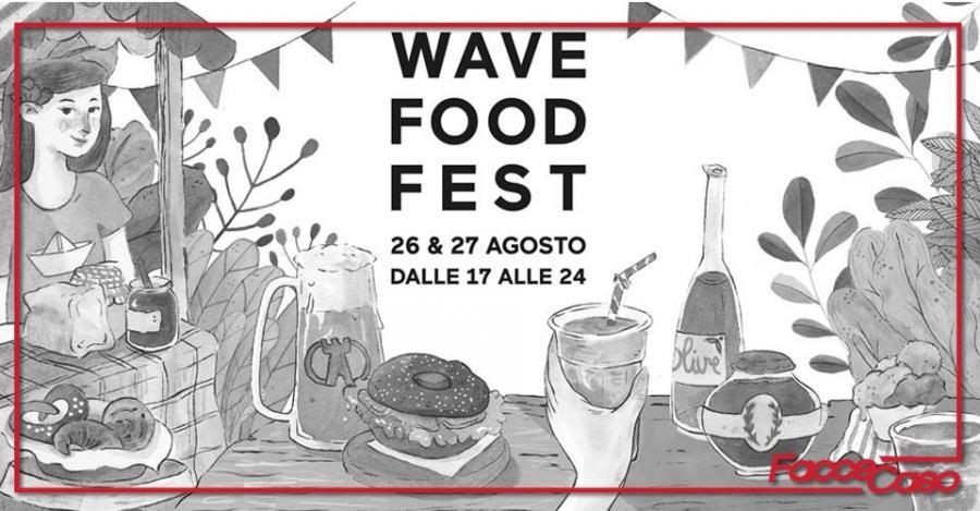 Ritorna il Wave Food Festival!