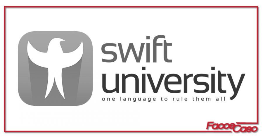 Swift University: la scuola per programmatori (da zero) di App di successo