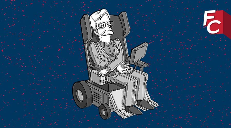 Tilt all'Università? Colpa di Hawking…