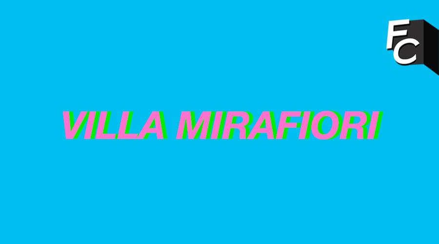 Villa Mirafiori: ultimi due giorni di incontri della settimana