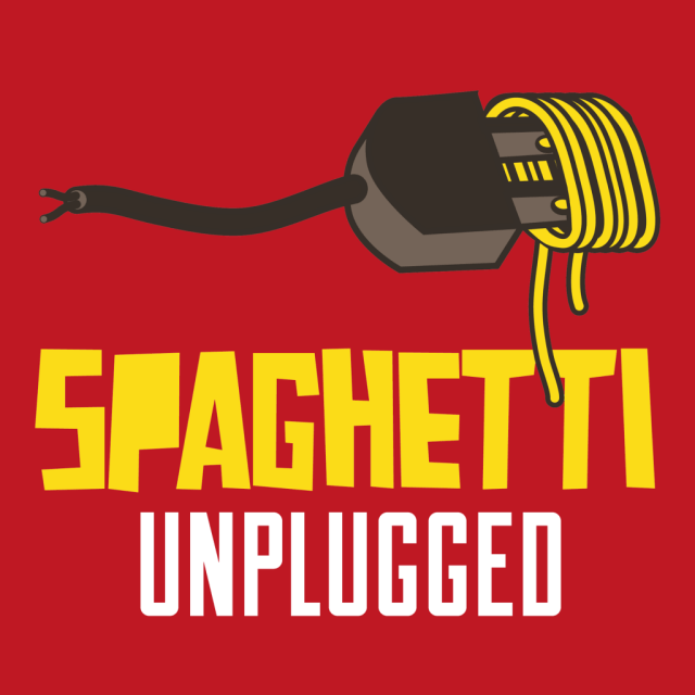 spaghetti unplagged