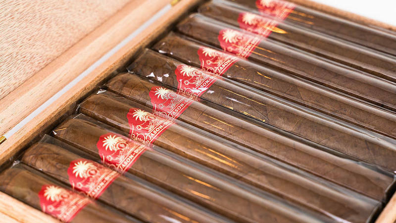 La Warped Cigars presenta i Jason-Dumont