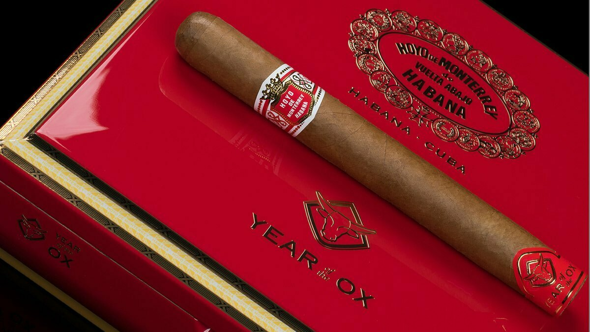 Hoyo de Monterrey Primaveras – Year of the Ox